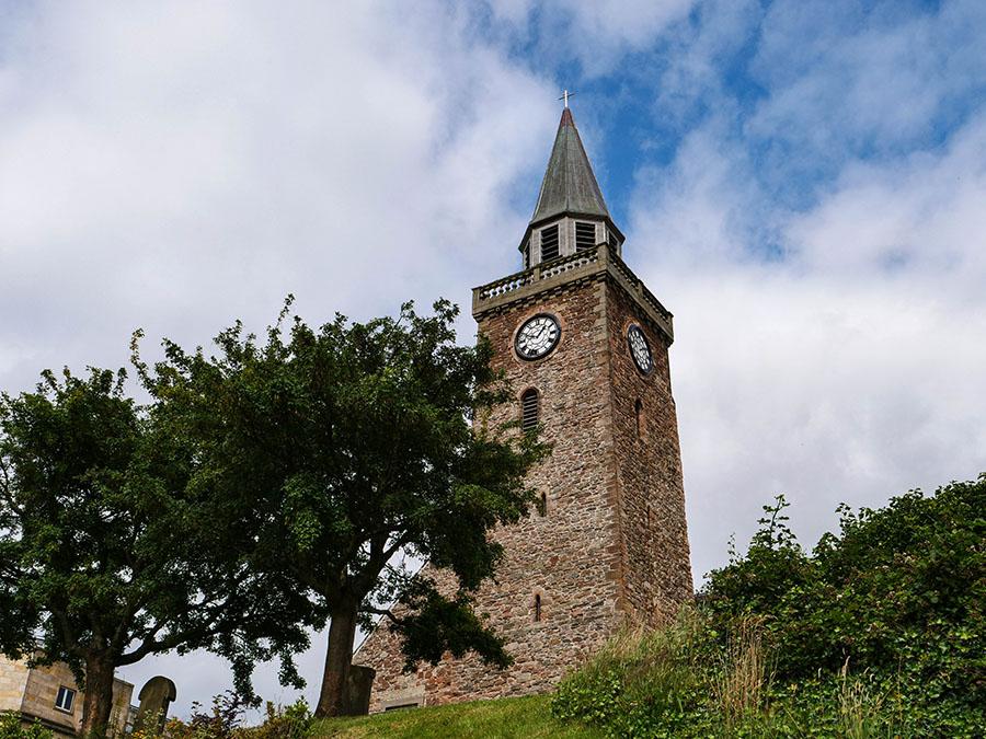 Old High Church co warto zobaczyć w Inverness