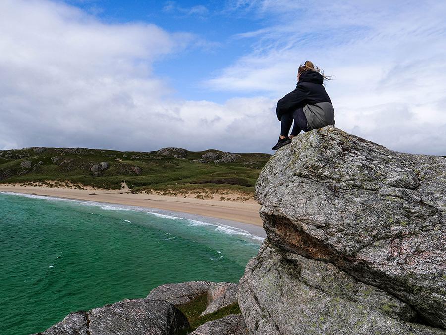 Najpiękniejsze plaże północnej Szkocji North Coast 500