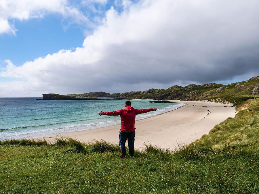 najpiękniejsze plaże w Szkocji