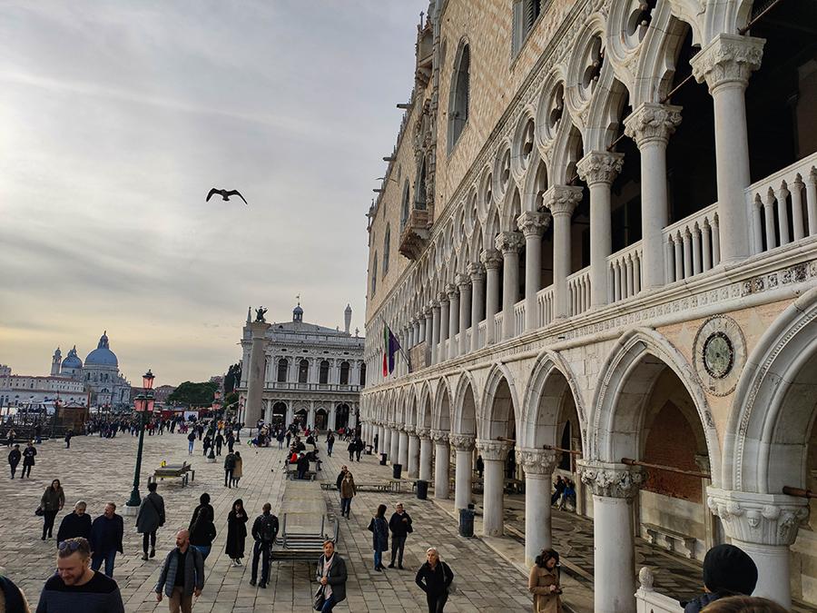wenecja co warto zobaczyć pałac dożów palazzo ducale