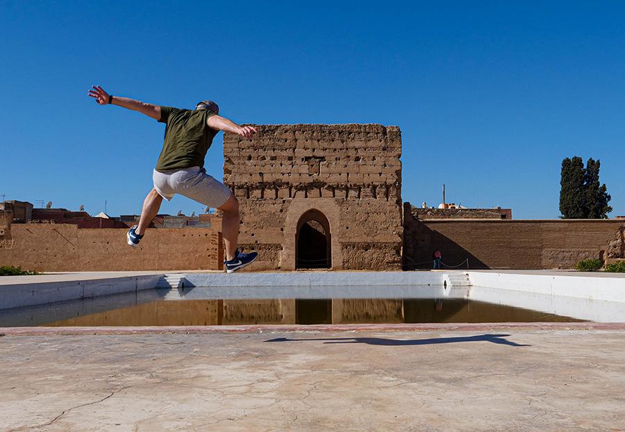 co warto zobaczyć w marrakeszu