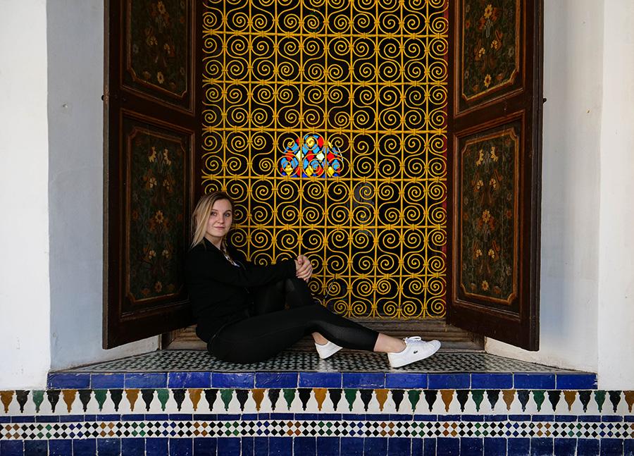 pałac el bahia marrakesz zwiedzanie