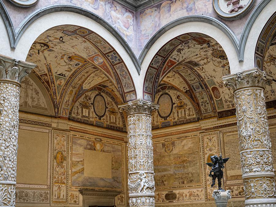 Palazzo Vecchio co warto zobaczyć we Florencji