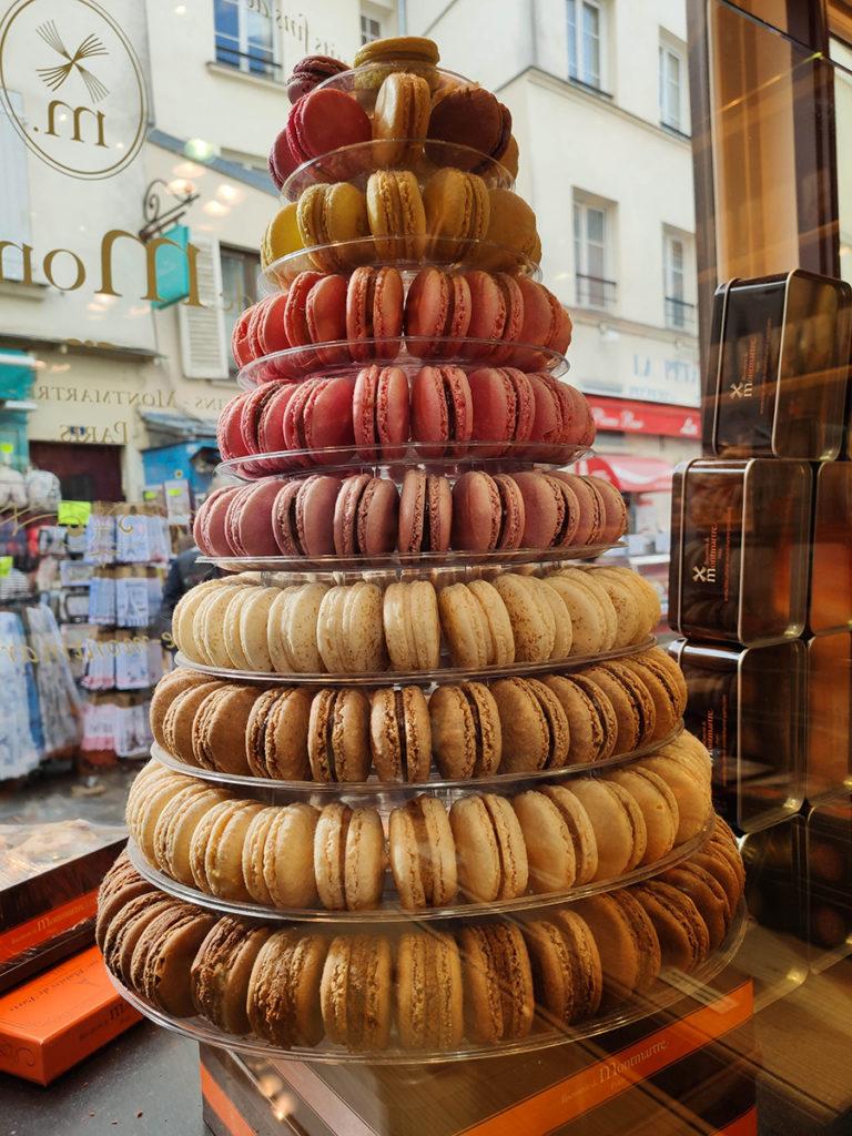 paryskie makaroniki atrakcje paryża