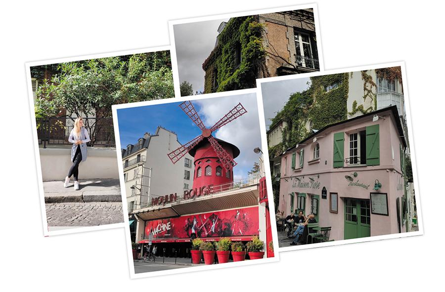 dzielnica montmartre paryż atrakcje
