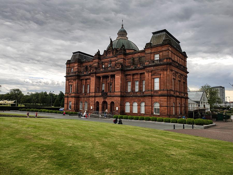 glasgow atrakcje peoples palace