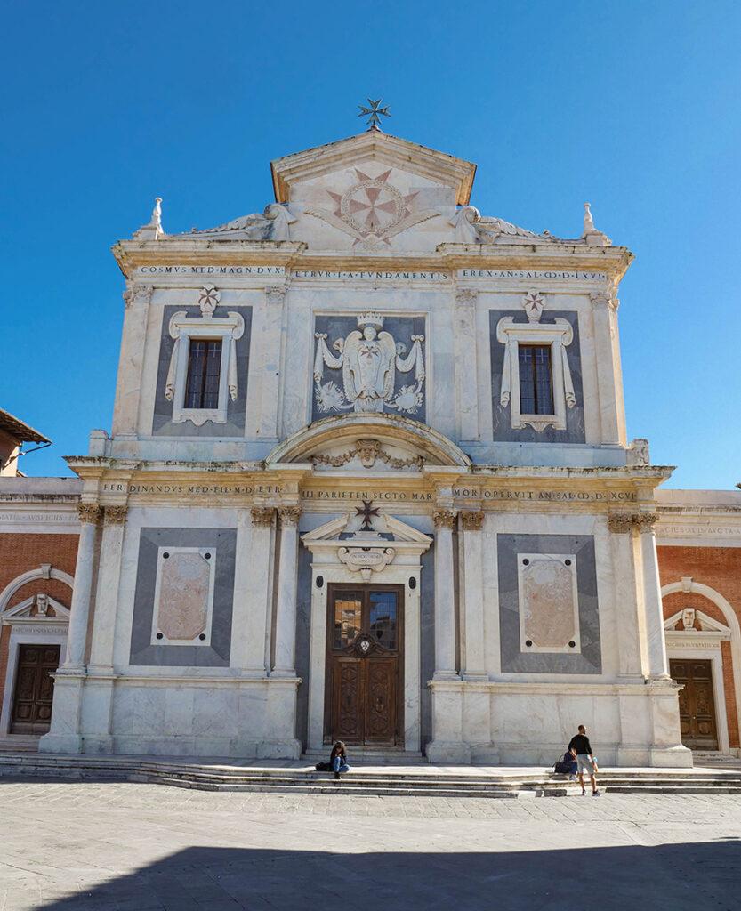 Piazza dei Cavalieri atrakcje w Pizie