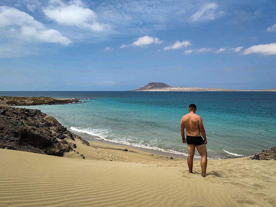 playa del risco lanzarote atrakcje