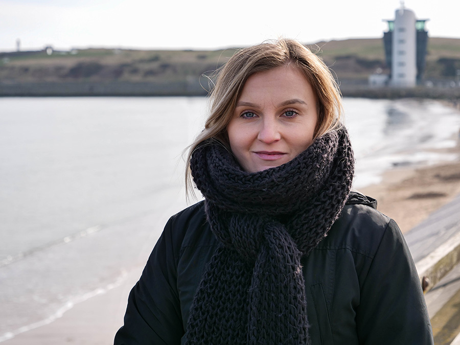 Plaża Miejska w Aberdeen