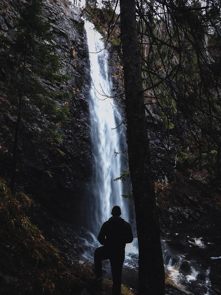 plodda falls najpiękniejsze wodospady w Szkocji