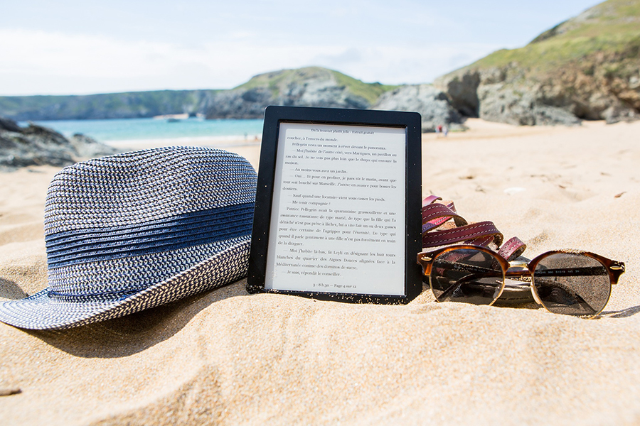 prezent dla podróznika czytnik e-book
