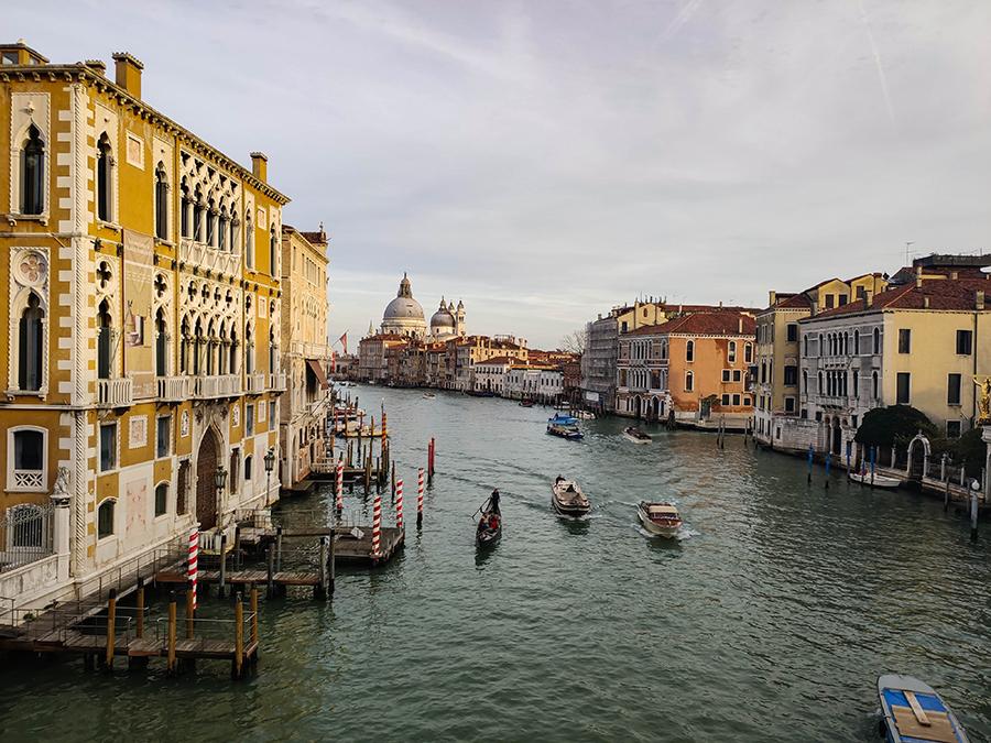 wenecja atrakcje zwiedzanie Ponte dell'Accademia