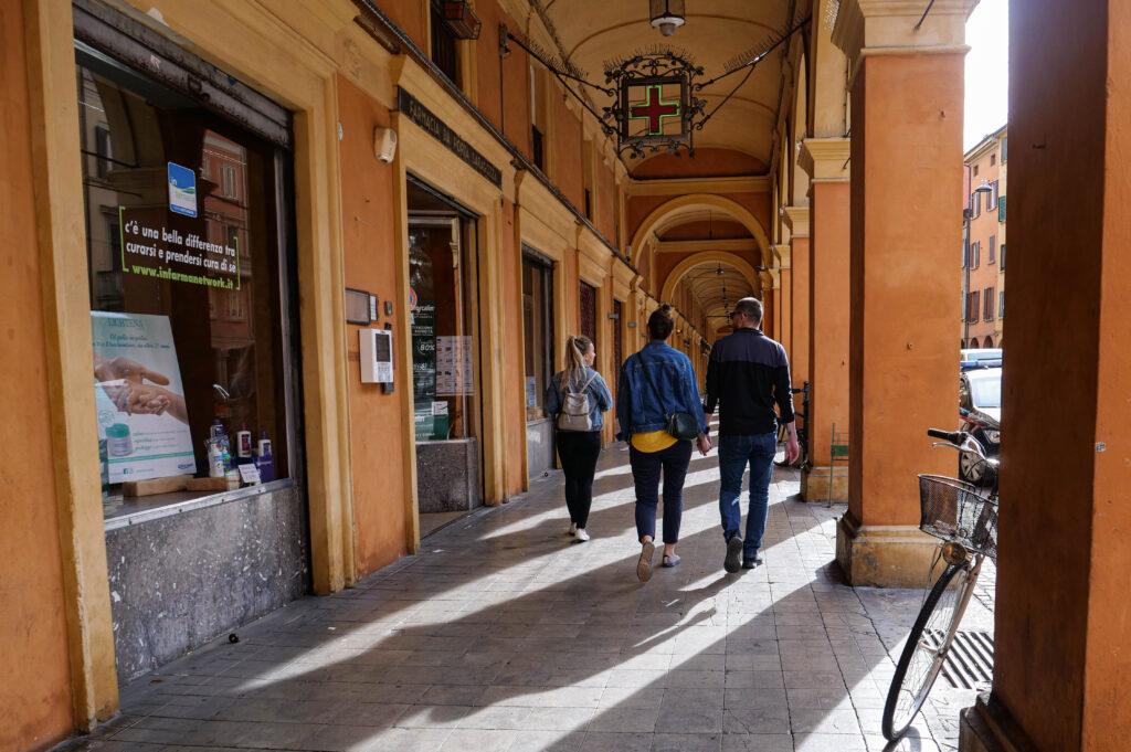 portyki bolońskie co warto zobaczyć w Bolonii