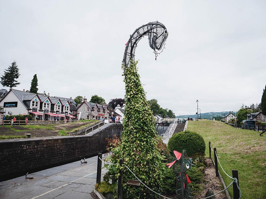 co warto zobaczyć w Szkocji Loch Ness