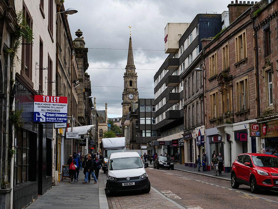 Inverness - atrakcje, co zobaczyć? Przewodnik!