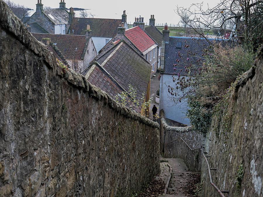 Atrakcje w Culross - co ciekawego warto zobaczyć? punkt widokowy