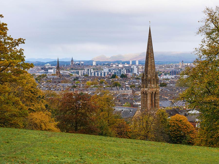 Queen's Park - najpiękniejszy park w Glasgow