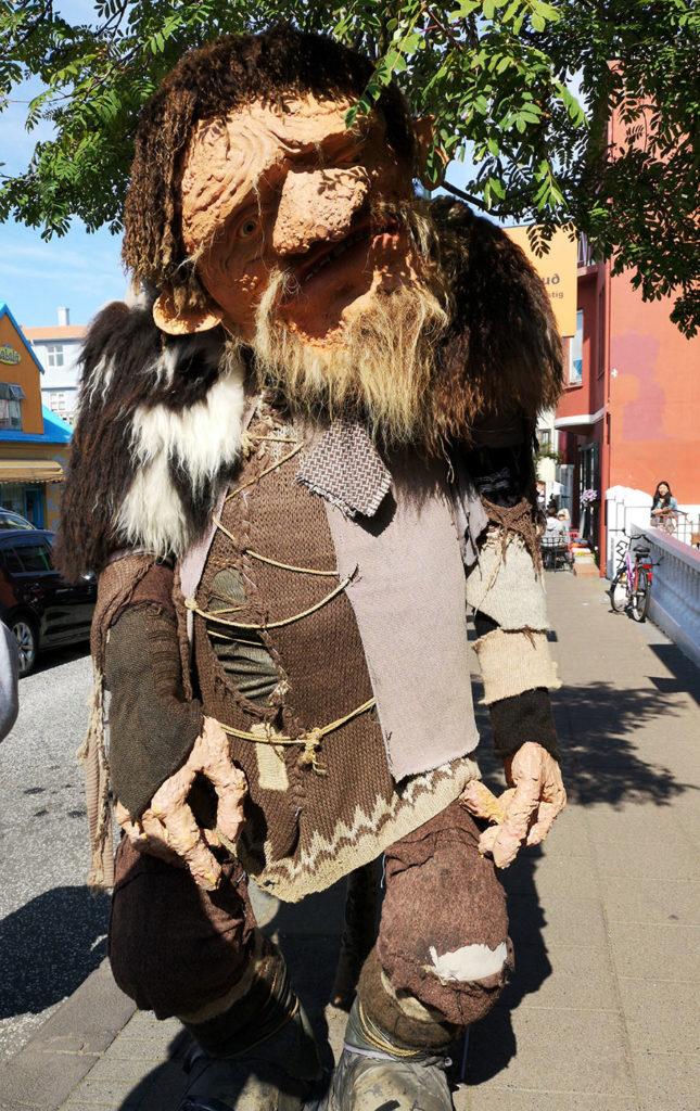 reykjavik troll