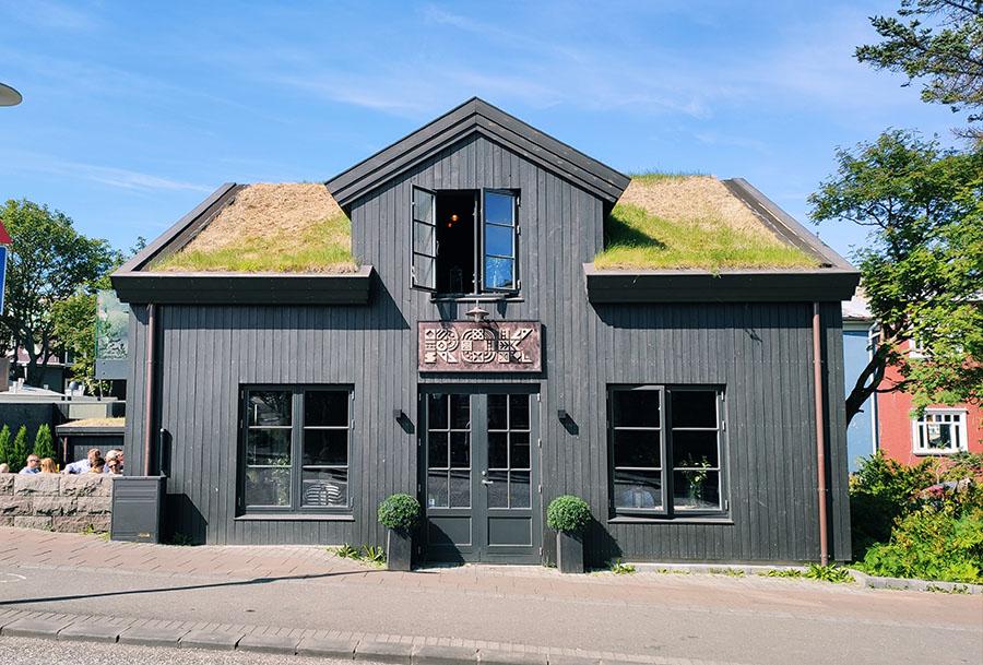 reykjavik restauracja rok