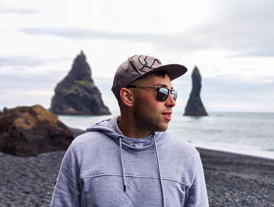 islandia położenie geograficzne