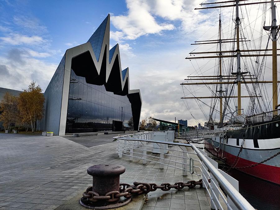 Riverside Museum – Muzeum Transportu w Glasgow