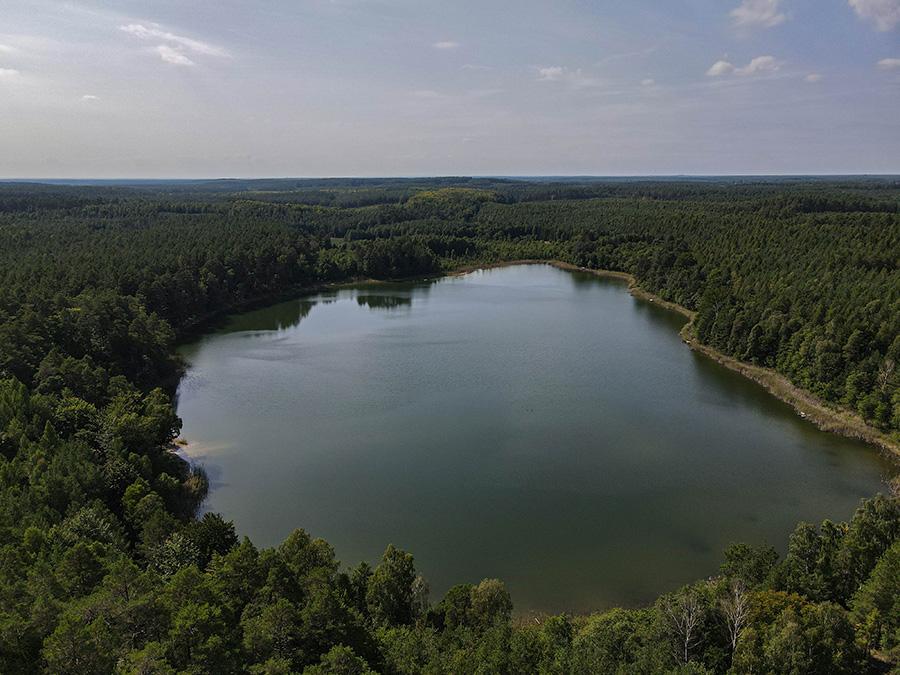 Jezioro Szczupacze co warto zobaczyć w Wielkopolsce