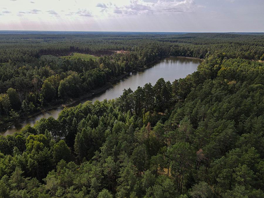 Jezioro Wygoda co warto zobaczyć w Wielkopolsce