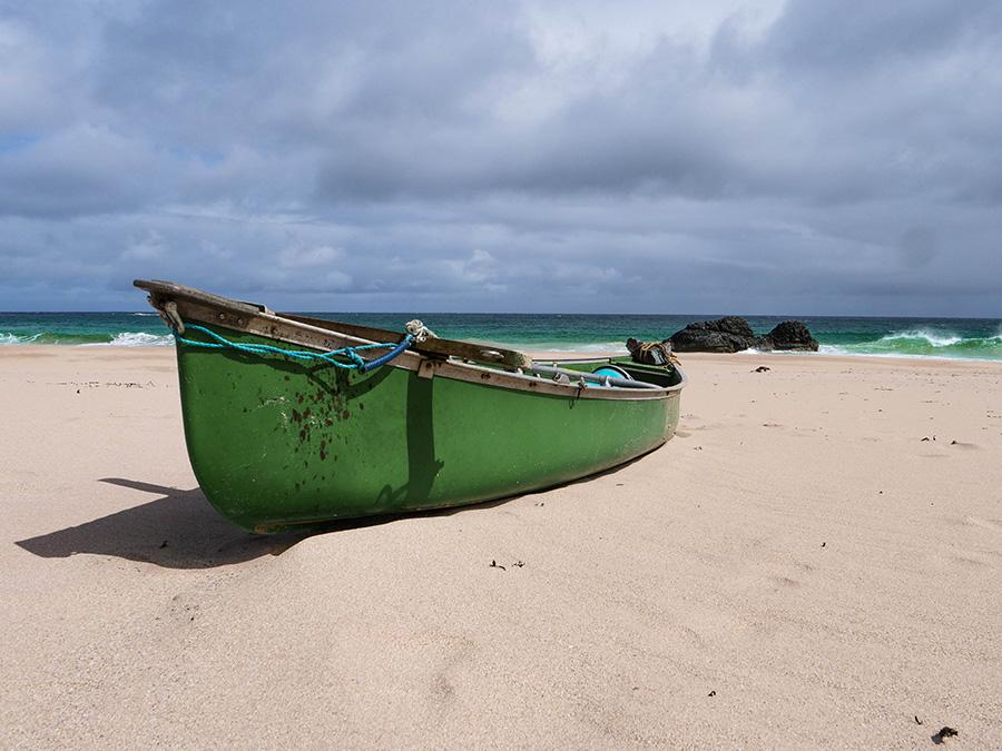 Najpiękniejsze plaże w UK