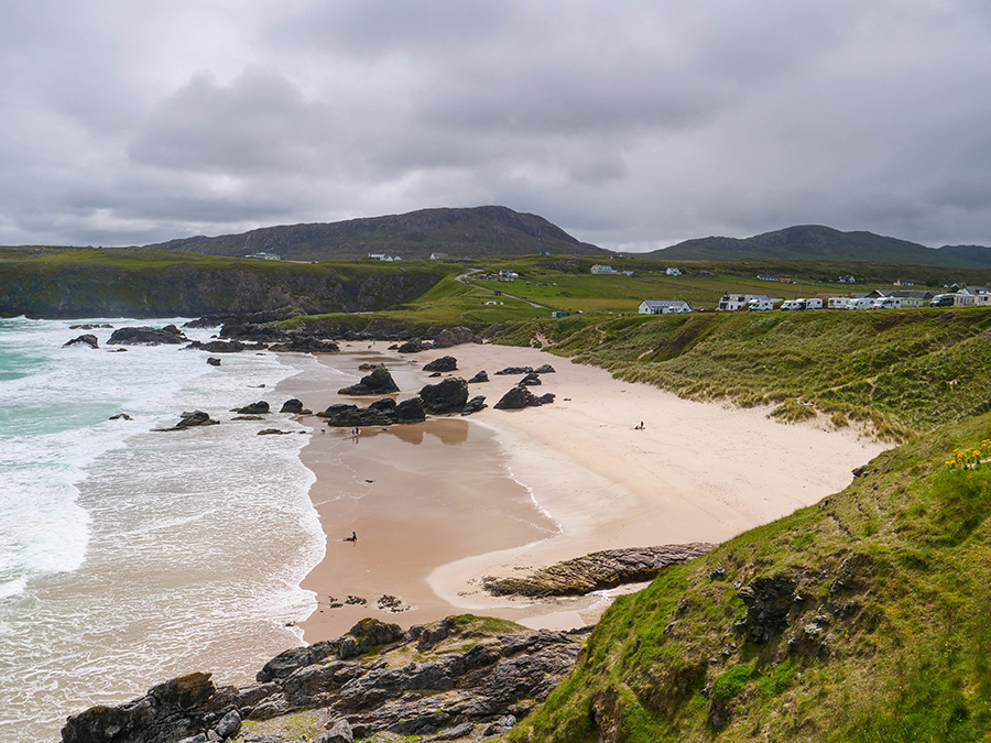 sango sands najpiękniejsze plaże North Coast 500