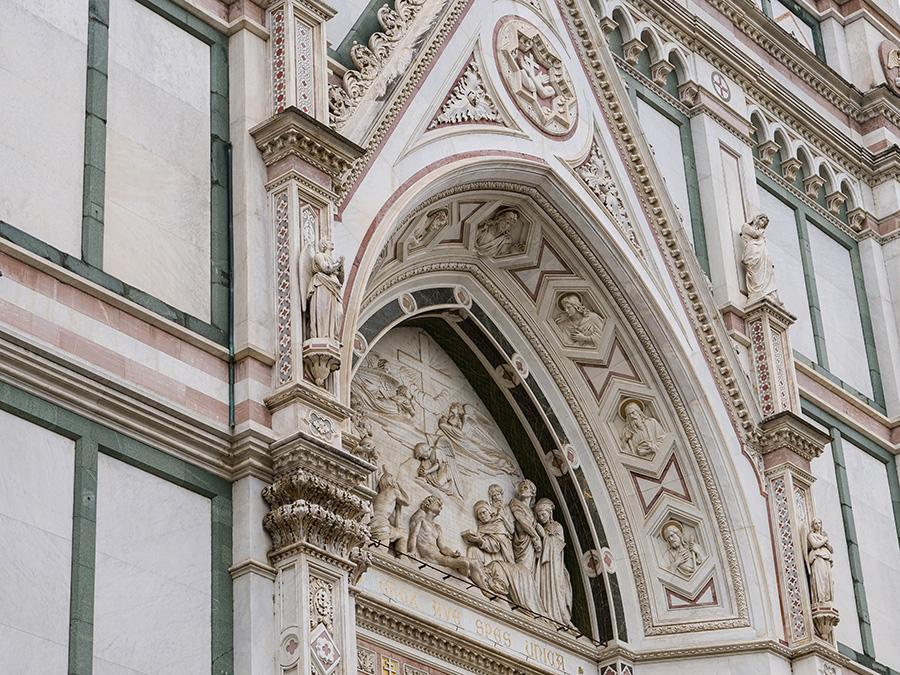 Bazylika Santa Croce co trzeba zobaczyć we Florencji