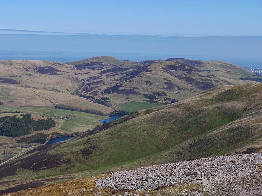 Scald Law Pentlandy Szkocja