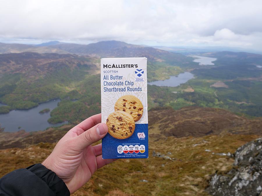 Czego warto spróbować w Szkocji shortbread