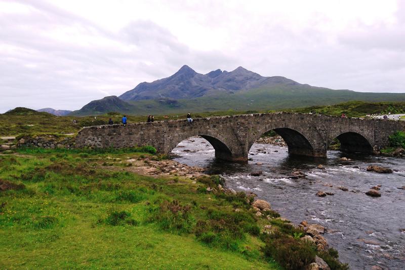 co warto zobaczyć w Szkocji Isle of Skye
