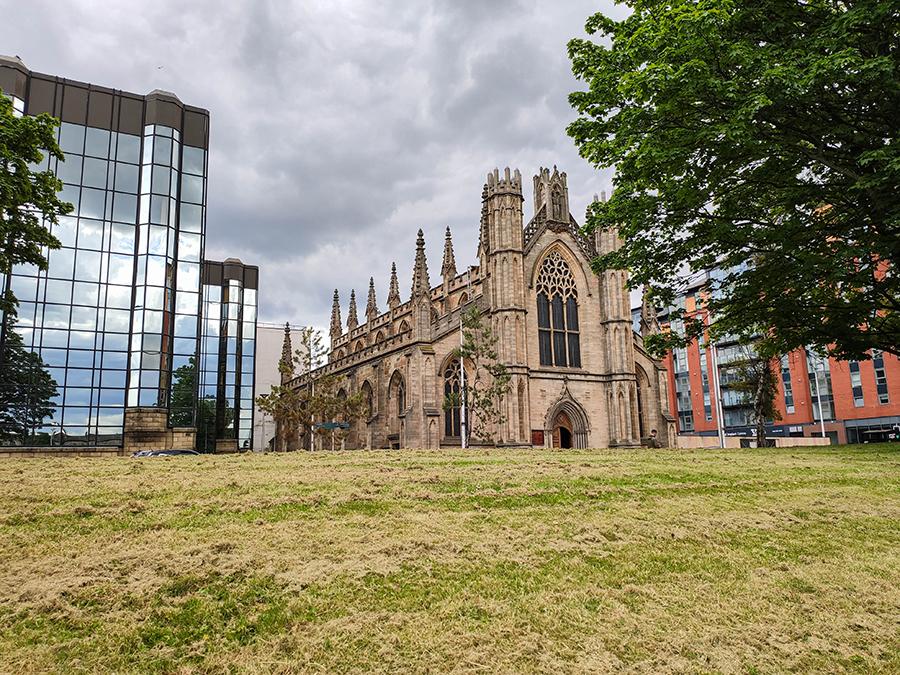 glasgow atrakcje st andrews cathedral
