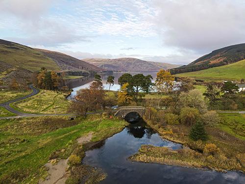 st mary loch południowa szkocja