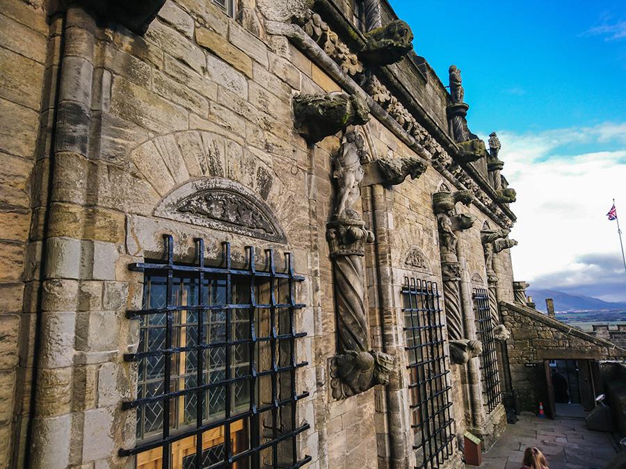 stirling castle szkocja