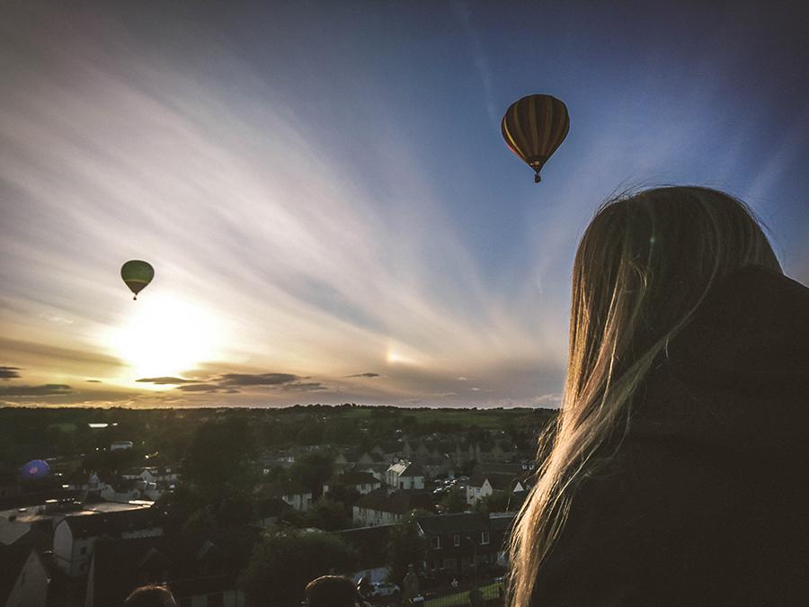 strathaven baloon festival