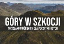 TOP 10 – szlaki górskie w Szkocji dla początkujących