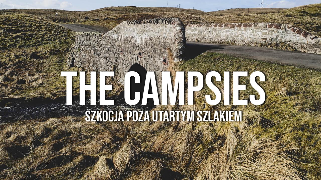 campsies szkocja poza utartym szlakiem
