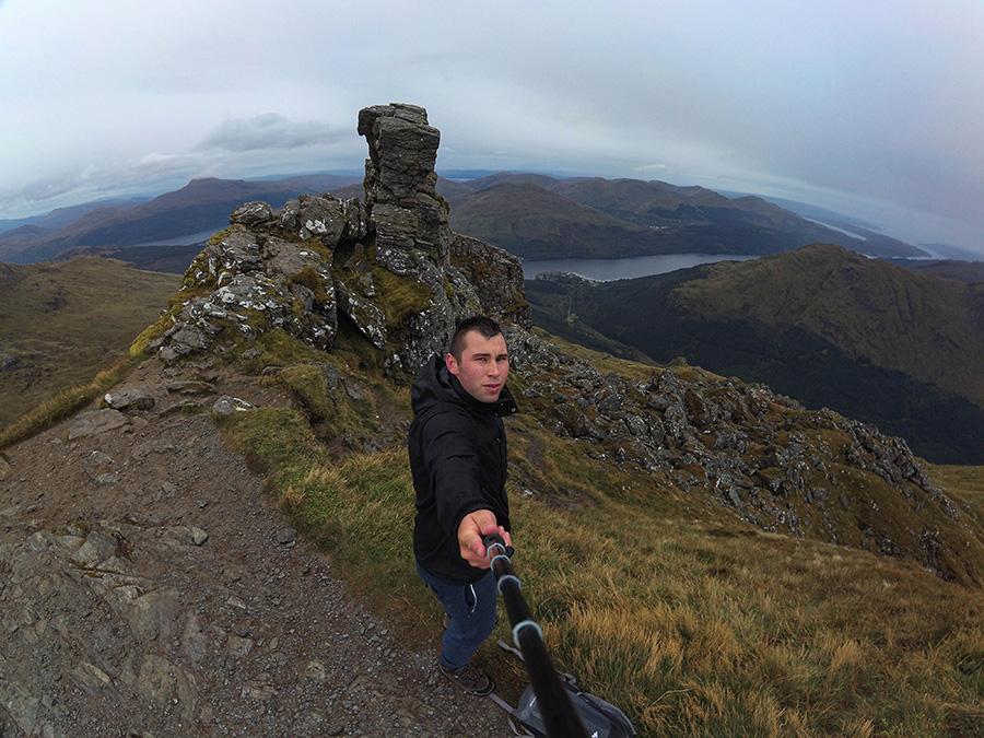 cobbler ben arthur góry w szkocji