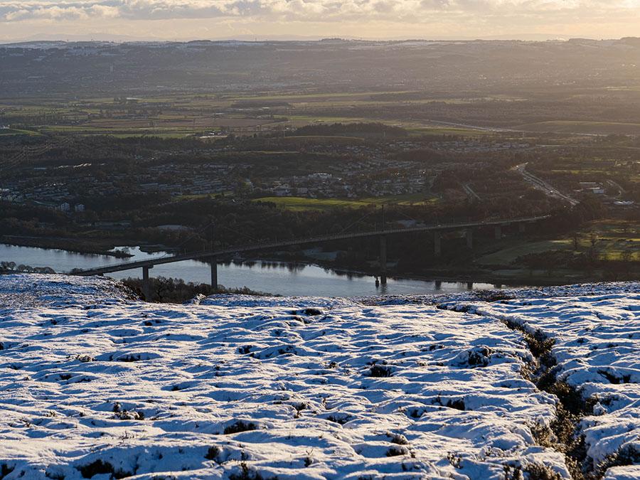 the slacks killpatrick hills mało znane góry w szkocji