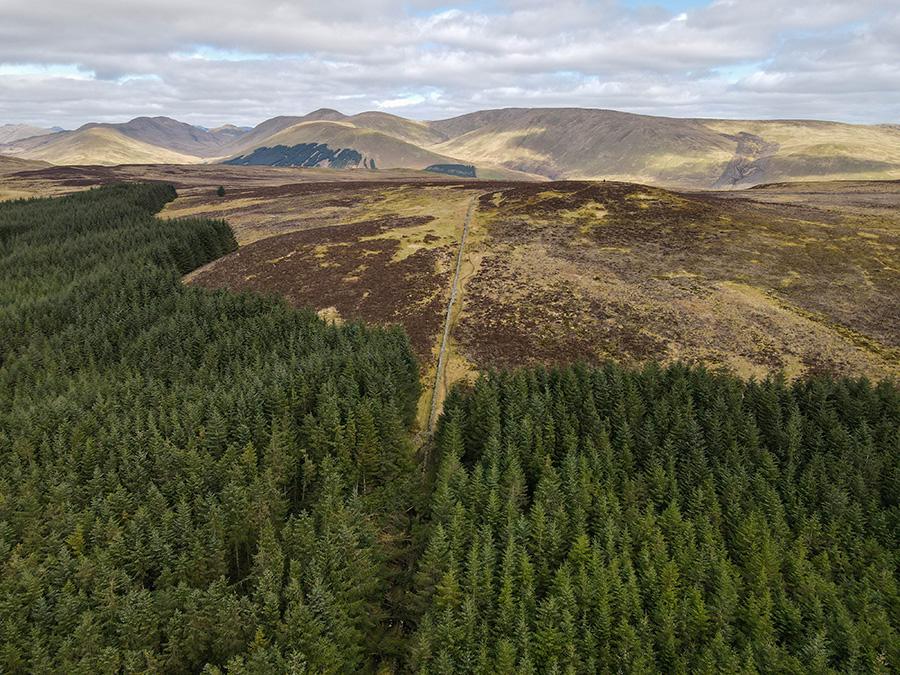 Góry i atrakcje nad Loch Lomond