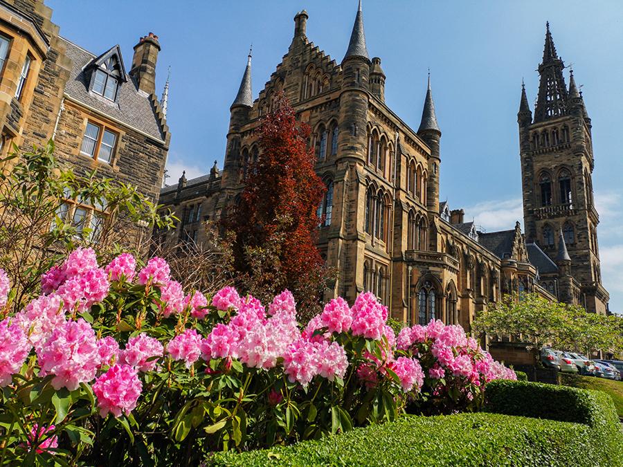 Uniwersytet Glasgow szkocja