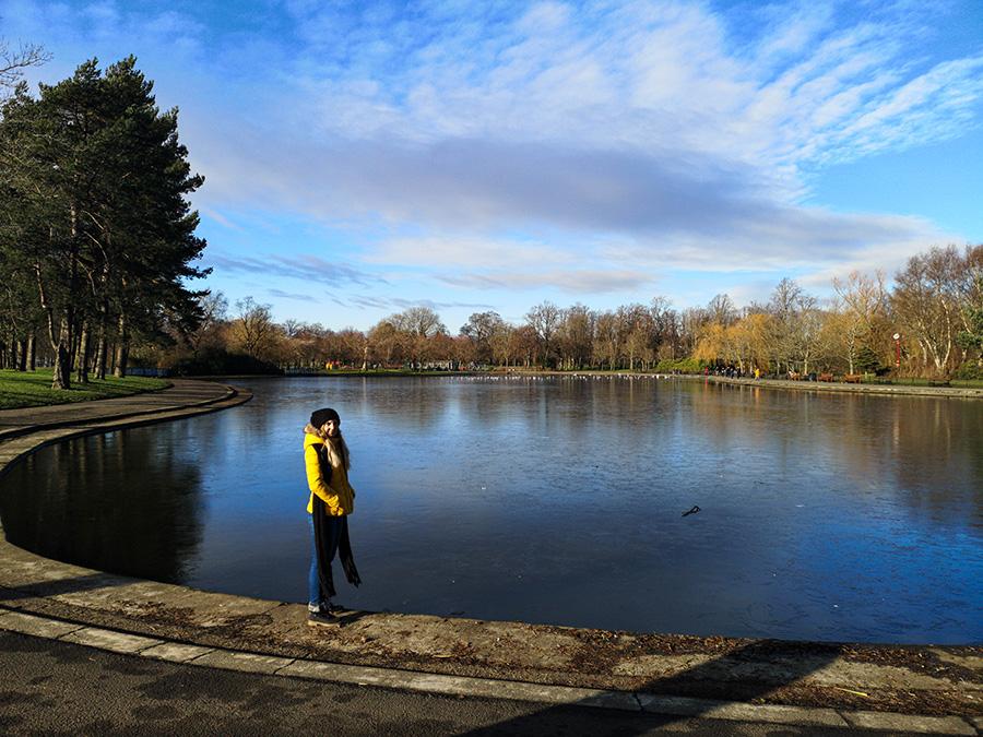 Victoria Park - parki w Glasgow