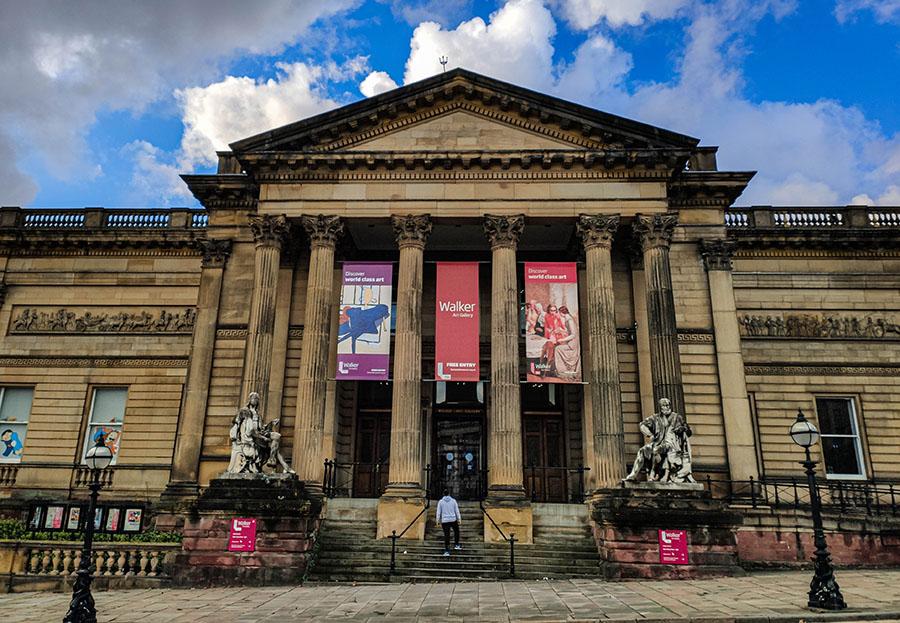 galeria walkers art gallery w liverpoolu