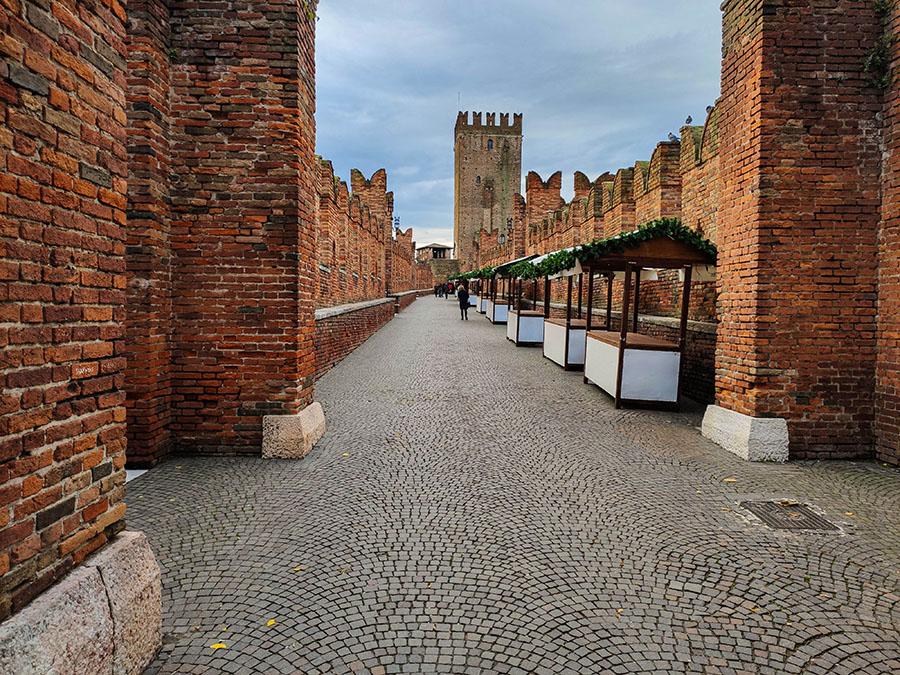 werona zwiedzanie przewodnik zamek castelvecchio