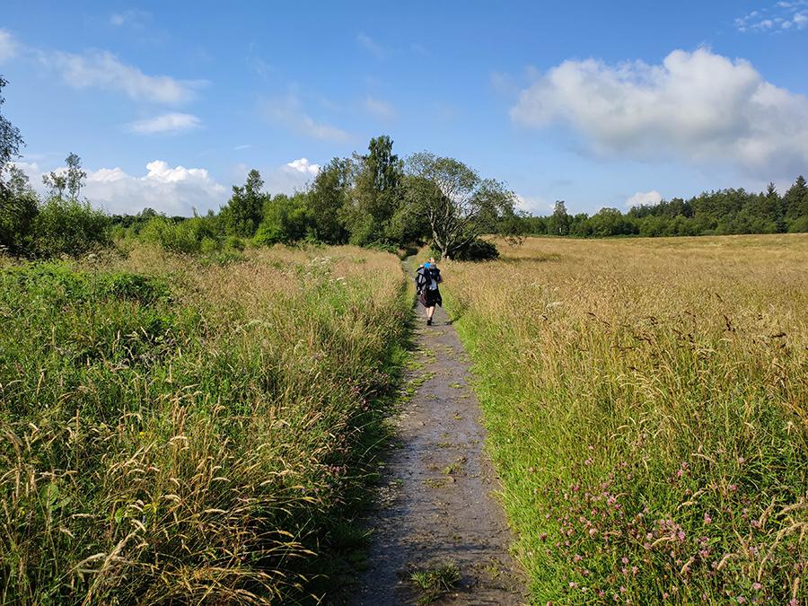 west highland way balmaha conic hill