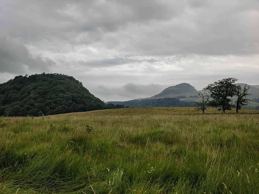 west highland way góry campsies atrakcje dumgoyne