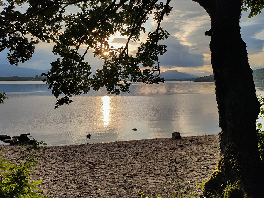 west highland way loch lomond atrakcje