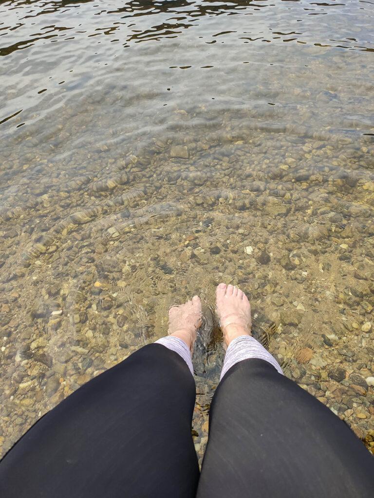 west higland way atrakcje nad loch lomond